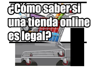 Cómo saber si una tienda online es legal