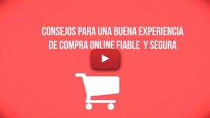 tiendas online vídeo consejos