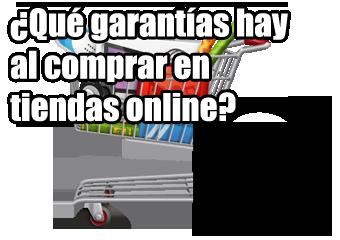 garantías en compras por Internet