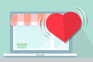 La seduccion al cliente en una tienda online