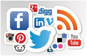 presencia en redes sociales en ecommerce
