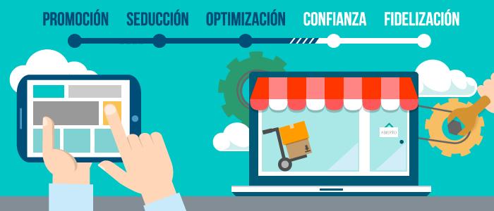 Como vender mas en una tienda online la optimización