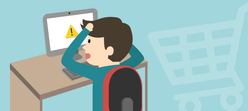 7 errores a evitar en tu tienda online