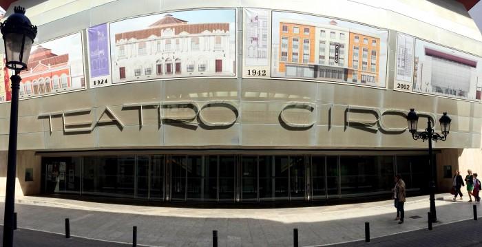 Charla SEO en Teatro Circo