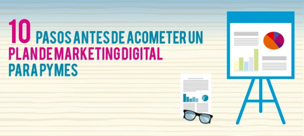 Pasos Plan Marketing Digital