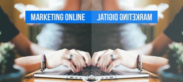 Marketing Digital vs Marketing Online