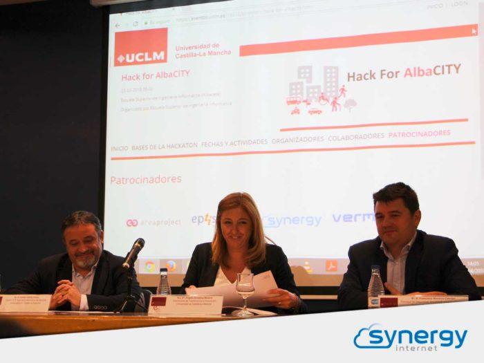autoridades Hack for Albacity
