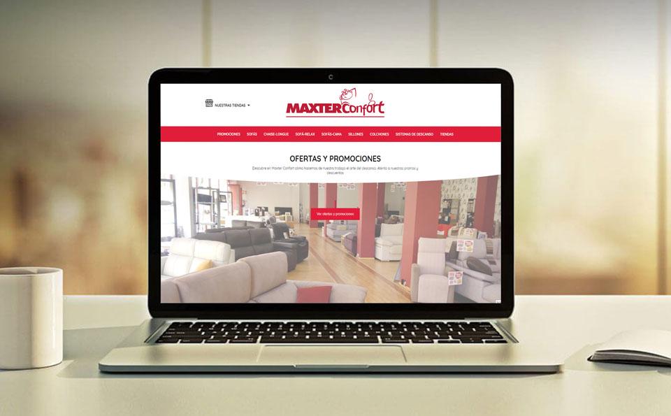 Desarrollo - Maxter Confort