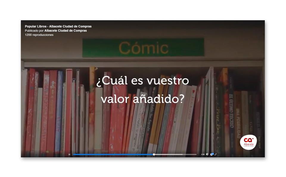 Audiovisuales - Albacete Ciudad de Compras