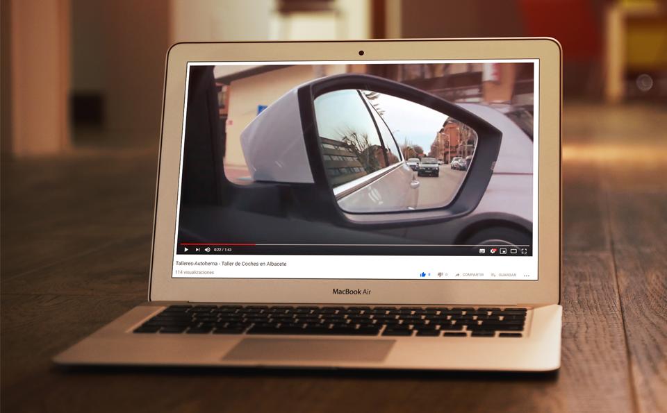Audiovisuales - Talleres Auto Herna