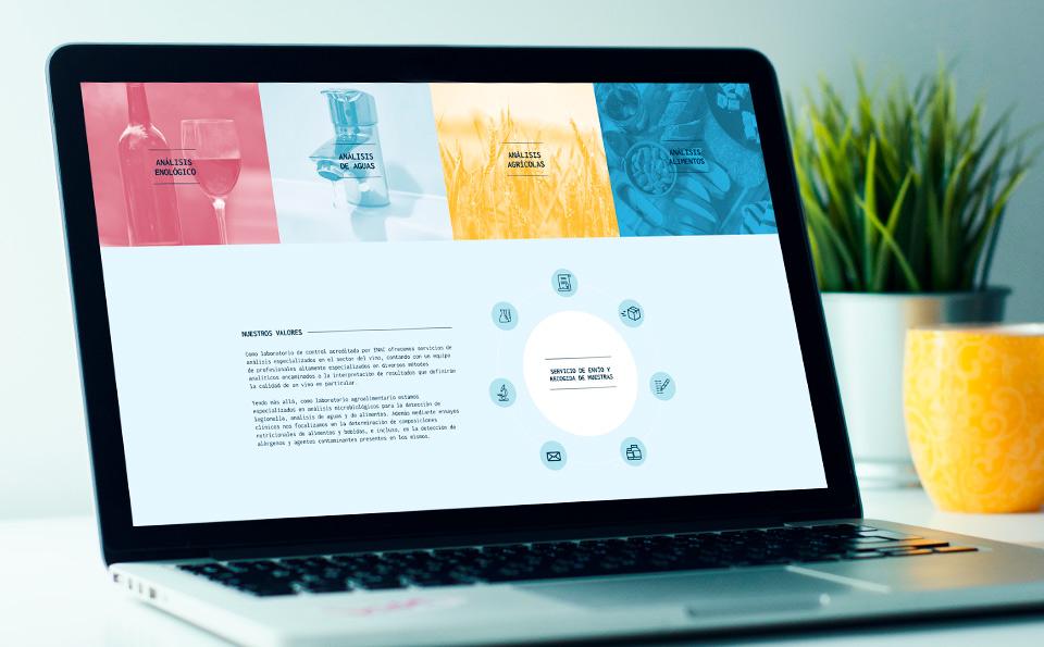 Diseño web Innotec