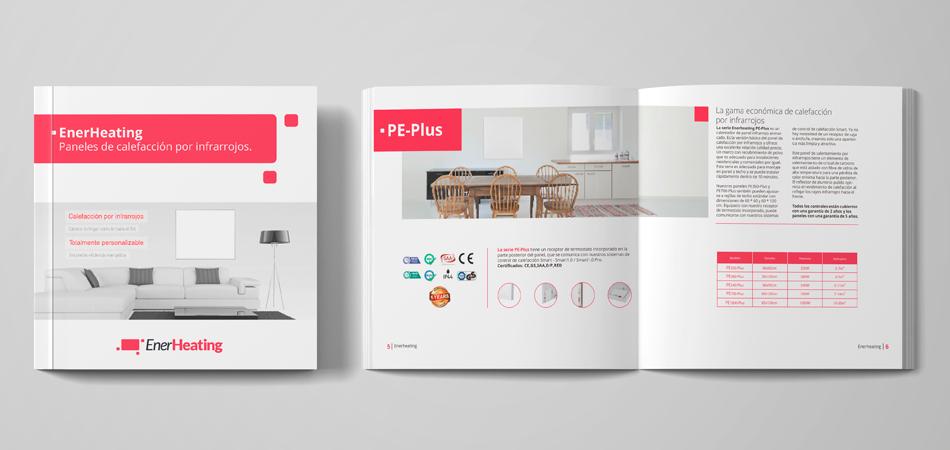 Ejemplo de catálogo impreso