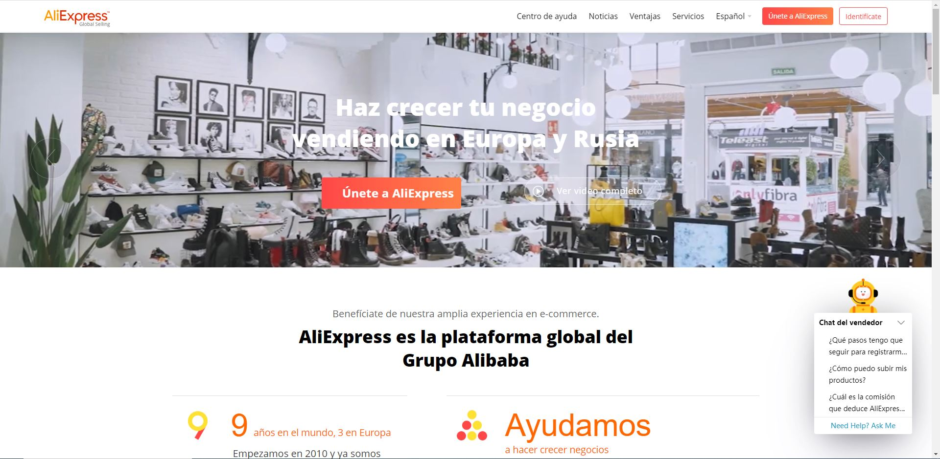 AliExpress Businesses