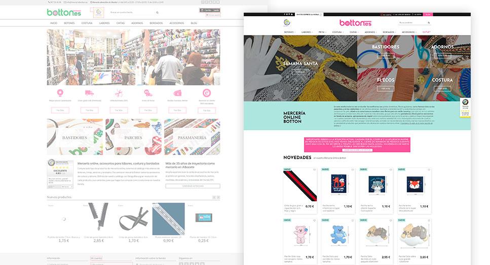 restyling web